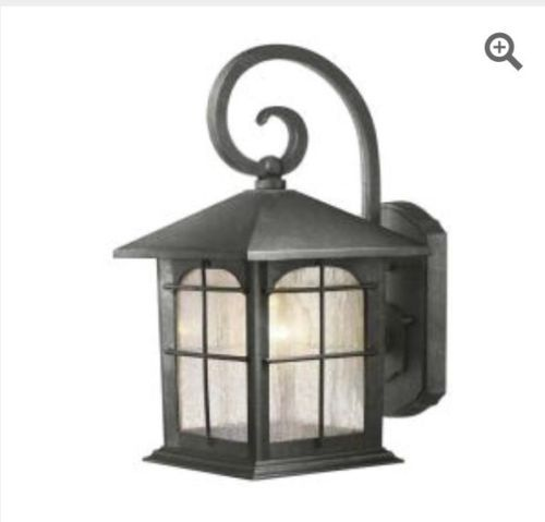Hampton-Bay-Motion-Sensing-Exterior-Wall-Lantern-Black