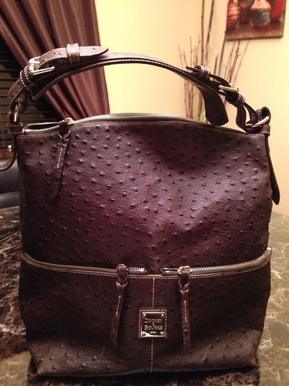Dooney And Bourke Leather Purse Handbag Bags Coaches And Coach Outlet