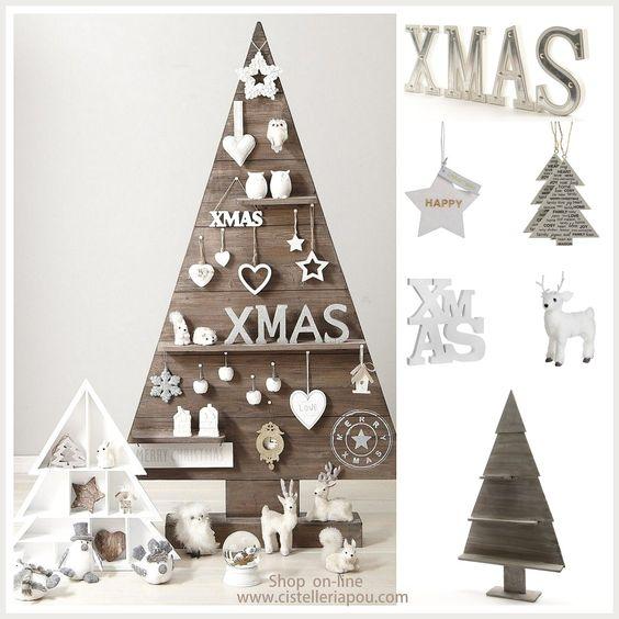 Ltimas tendencias en decoraci n navide a cat logo - Articulos decoracion navidad ...