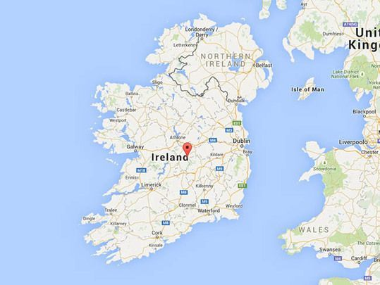 Have You Seen The First Known Map Of Ireland From 140ad Travel