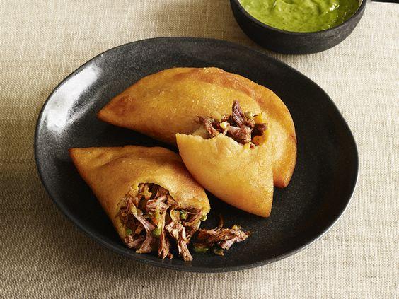Gluten Free Venezuelan Empanadas using PAN - can change filling