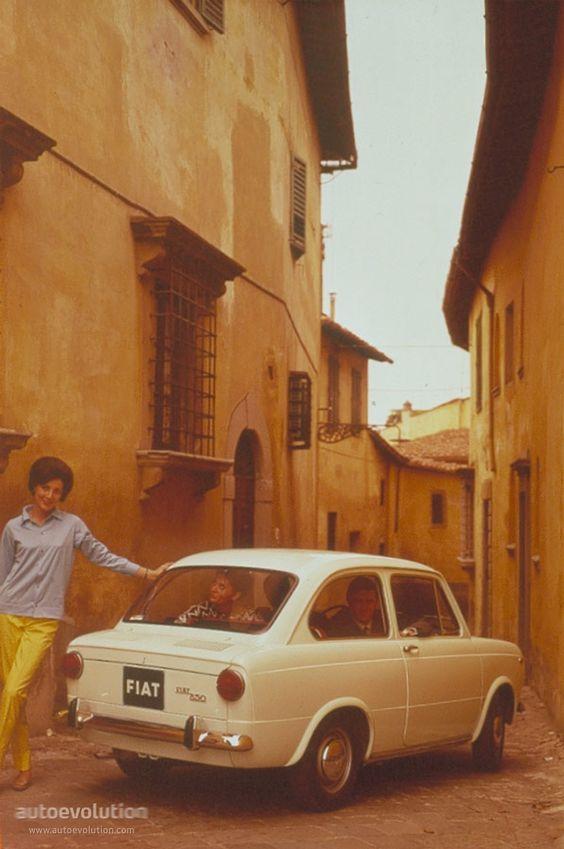 FIAT 850: