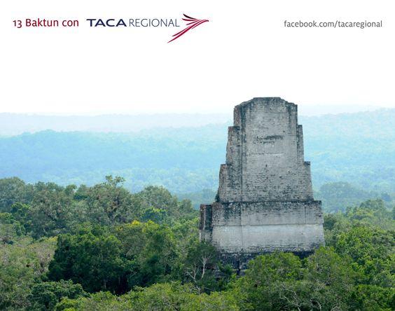 Para coincidir con ixpiyacoc  en la cuerda del tiempo maya #Guatemala #TACARegional #MundoMaya   Para saber cómo ganarte un viaje para dos personas a Tikal, visita: http://www.tacaregionalblog.com/?p=1071