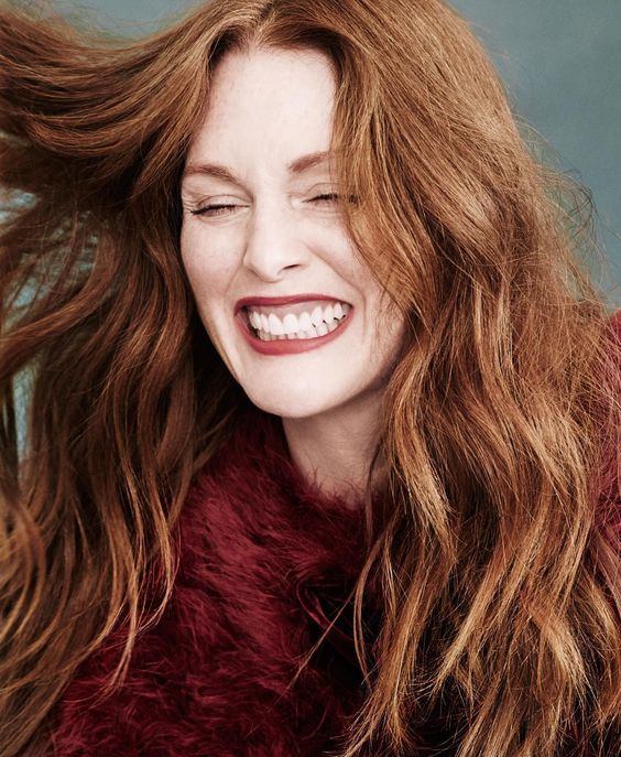 @victordemarchelier styled by @therealnicolettasantoro #juliannemoore