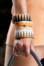 Details — Fendi Spring 2013| Keep the Fitness | BeStayBeautiful