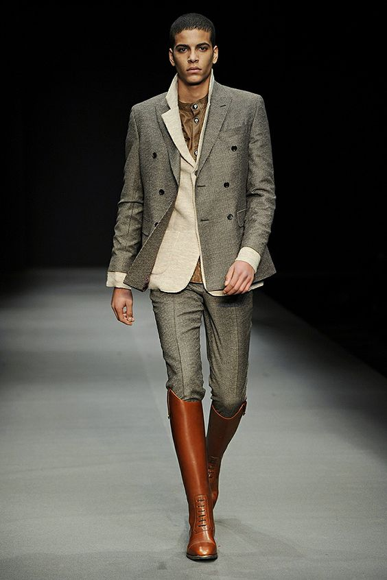 Knee Boots For Men
