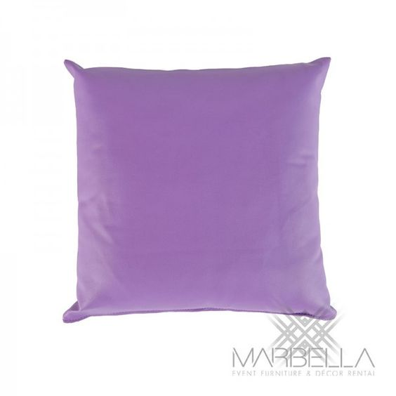 Plaza Pillow - Purple