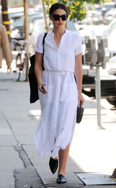 Crush de verão: Linho! Onde comprar esse bendito vestido?