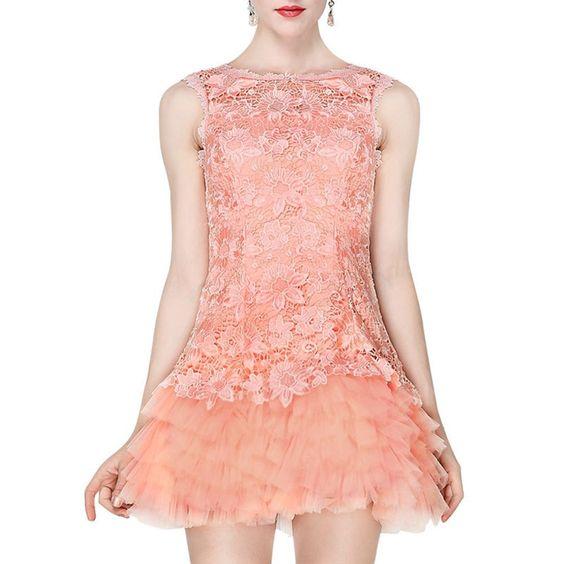 Amurleopard Damen Kleid Cocktailkleid Partykleid Abendkleid Brautjungfer Kleider: Amazon.de: Bekleidung