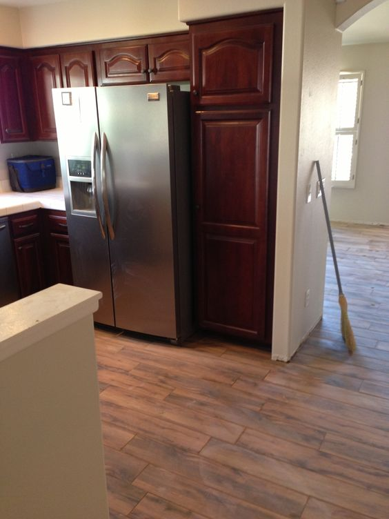 Kitchen Paint Colors With Dark Wood Cherries