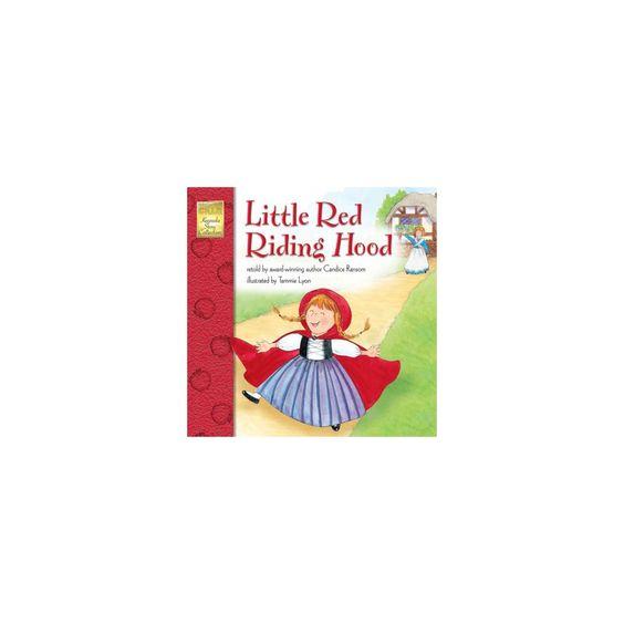 Little Red Riding Hood ( Brighter Child Keepsake Story) (Paperback)