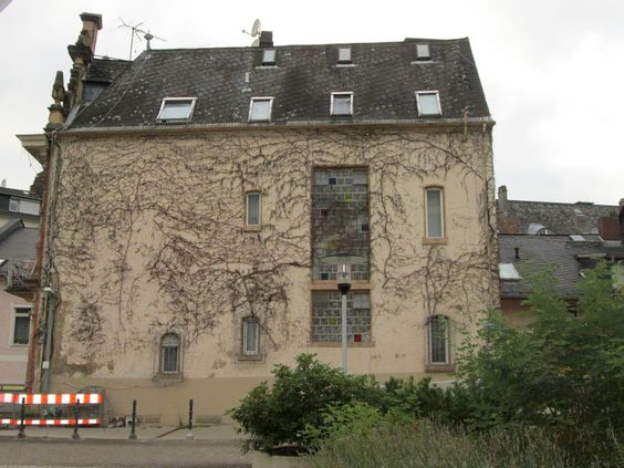 Dilapidated House in germany