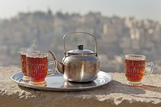 Cup of the in Amman