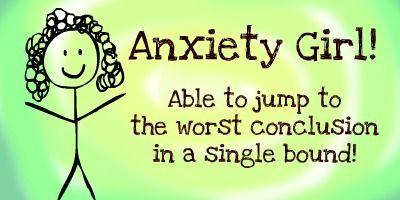 Yup that's me sometimes....;-)