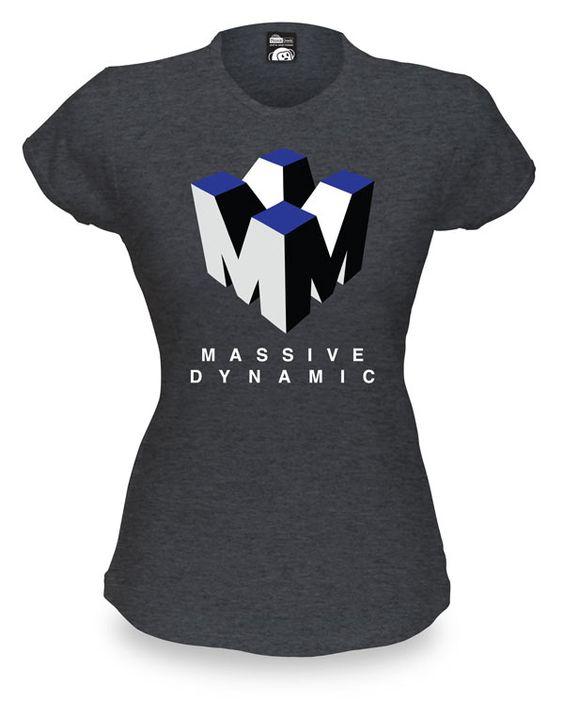Massive Dynamic Babydoll: Thinkgeek Video,  Tee Shirt, Annie Thinkgeek, Thinkgeek Massive,  T-Shirt, Products I Love, Thinkgeek Thinkgeek, Thinkgeek S Cupidthulhu