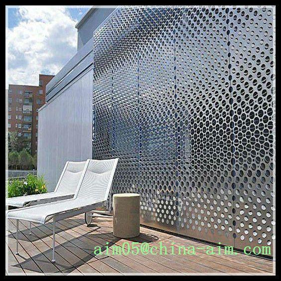 Architectural Decorative Screen : Architecture metal screen decorative wall