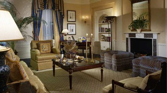 The Waldorf=Astoria® Hotel, NY - Luxury Suite