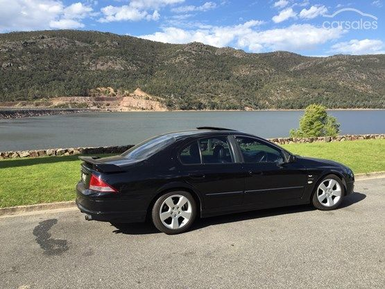 2001 Ford Falcon XR8 AU II Manual-$10,000*