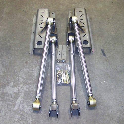 Sfr 4 Link Long Arm Kit For Jeep Xj Cherokee Jeep Xj Jeep Xj Lift Jeep