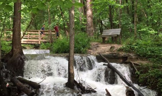 From silica sand quarries to natural waterfalls, these hikes will show you some…