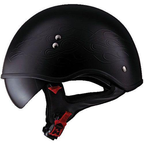 LS2 HH566 Half Helmet - Open Face - Helmets - Street - Canada's Motorcycle