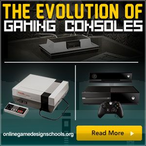 A pictorial timeline including every major gaming console in history.