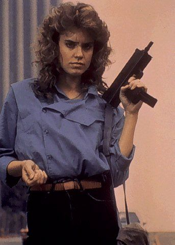 "Regina ""Reggie"" Belmont ""Catherine Mary Stewart"" Night Of The Comet (1984)"