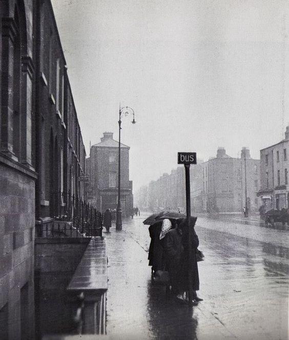 Pearse Street 1950s Ireland Pictures Dublin Ireland Dublin