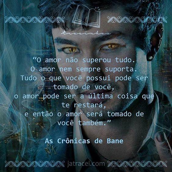 Livro - As Crônicas de Bane