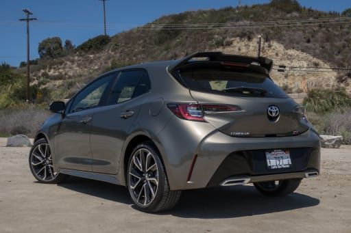 2019 Toyota Corolla Hatchback Pricing Fuel Economy Revealed