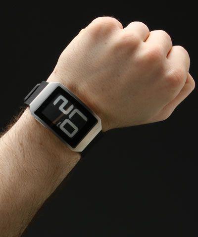 eInk Watch
