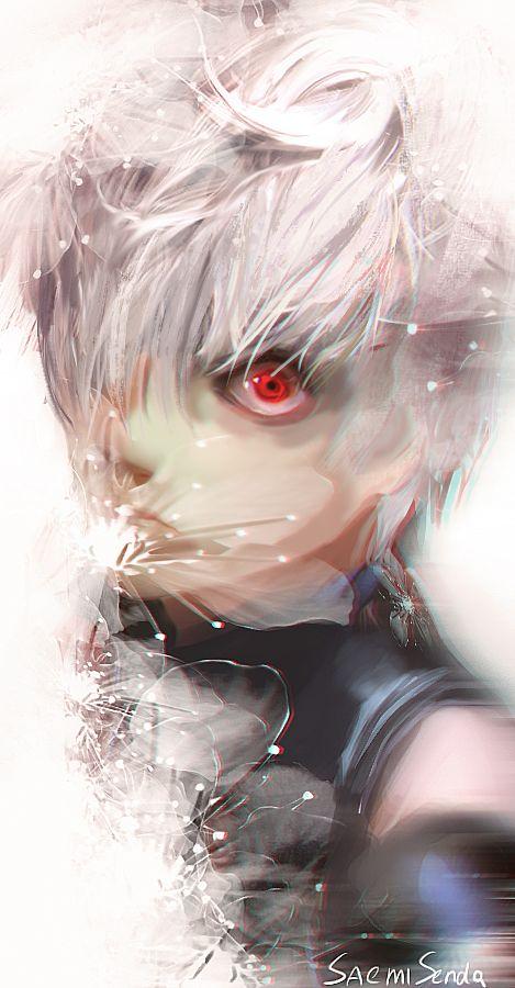 Kaneki - Tokyo Ghoul: