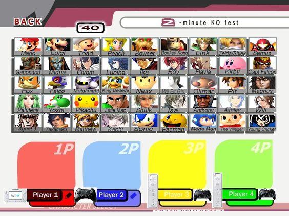 Pin By Miss Waiching Liu On Sega Smash Bros Roster