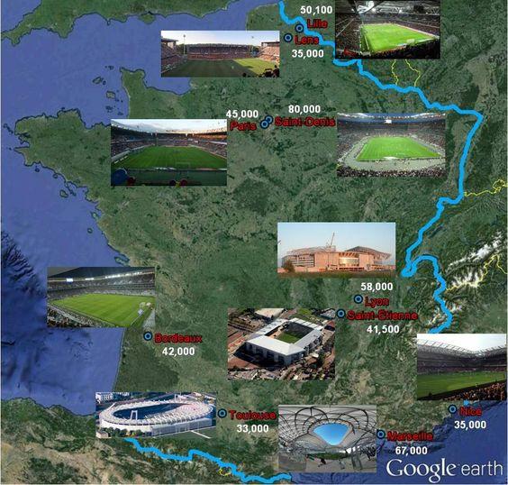 UEFA Euro France 2016 - FootballSeeding.com
