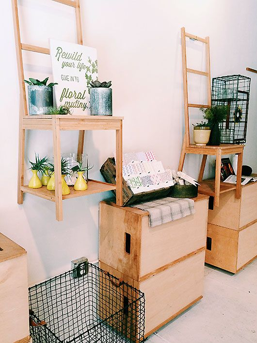 welcome to the flora cultural society. located in oakland's old town, this is a sweet little florist shop, but it's much, much more, too. the flora cultural society uses flowers not just to cut and arrange but also to make dyes, weave & create other botanical goods. their flower shop, farm, classes & products invite you to explore just how the botanical world enhances our senses. drop in for a visit & you'll quickly learn all you ever wanted to know about botanicals.