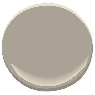 Benjamin Moore Color: Rockport Gray