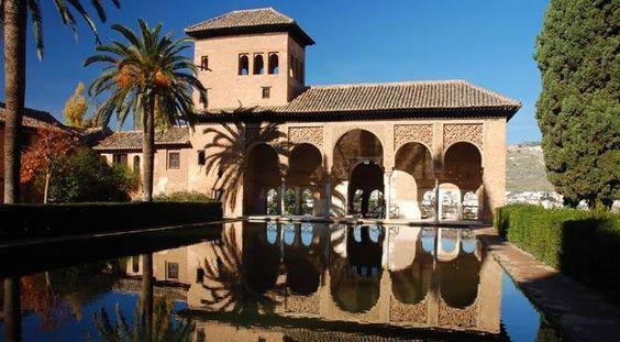 L'Alhambra, Grenade, Espagne