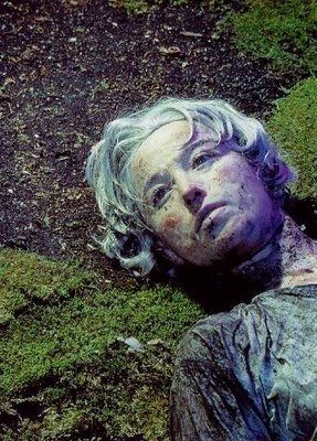 Cindy Sherman (Saw this at the Contemporary Art Museum in Chicago, it's amazing in person).