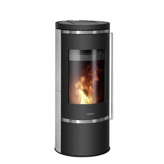 Pelletofen Oranier Carus 6kW raumluftunabhängig - Feuerdepot GmbH