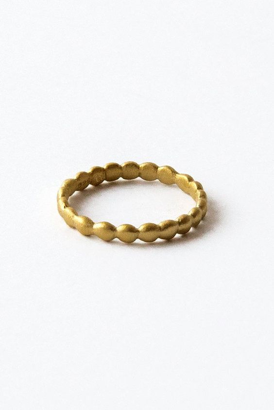 5 octobre gold ring