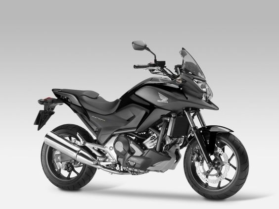 Best bikes for shorter riders: Honda NC750X