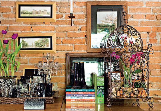 Gaiolas decorativas | Ale Guastapaglia