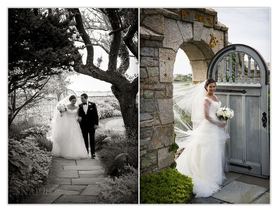 Cliff Walk, Newport, Bride and Groom, Wedding, © Snap Weddings
