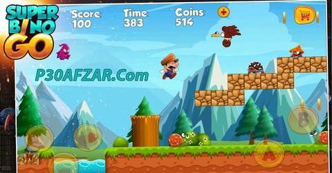 دانلود و نصب جدیدترین نسخه اندروید بازی قارچ خور 2021 Super Bino Go 1 3 3 In 2021 Save The Princess News Games Youtube
