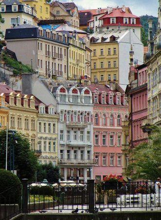 Karlovy Vary - Praga República Checa.