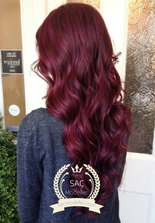 Gorgeous Hairstyles For Black Hair Shades Kizil Sac Rengi Kizil