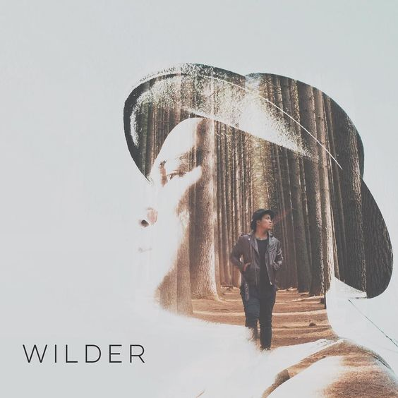 Now in the process of designing the debut single cover. Oh me oh my. The skies the limit for this! Wooooohoooo! #wilderandcomusic by wilderandcomusic