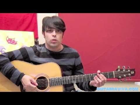 APRENDE GUITARRA LECCION 7 - NIVEL BASICO ESCUELA DE GUITARRA LECCIONES GRATIS - YouTube