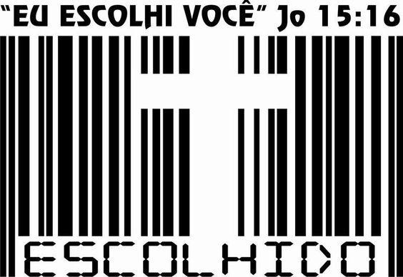 EU ESCOLHI VOCE