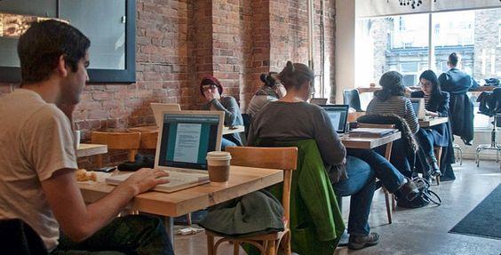 Digital Nomads: kleiner Coffeeshop-Knigge für Mobile Workers